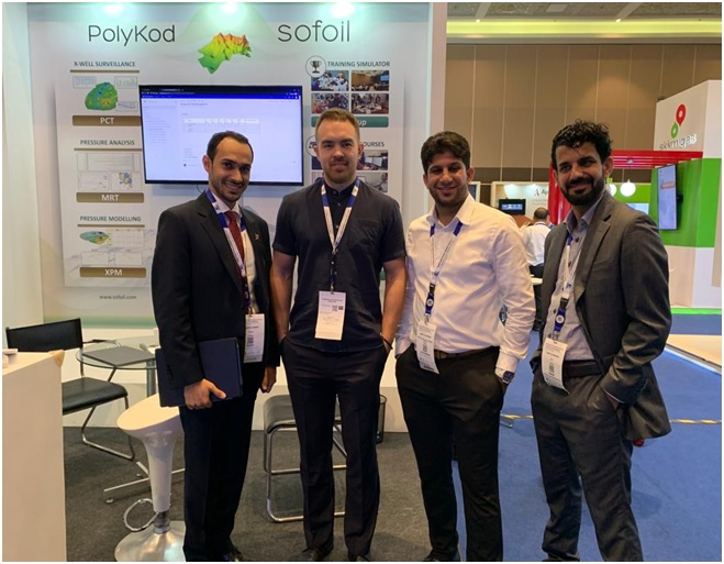 Bali, Indonesia: Sofoil participated in Asia Pacific Oil and Gas Conference and Exhibition