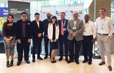 Sofoil has participated  at Malaysia Water Injection Excellence Symposium 2017