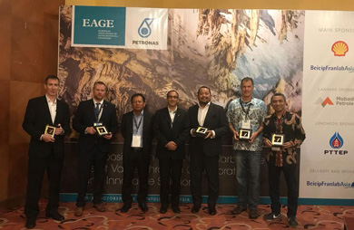 Symposium on Maximising Carbonate Asset Values through Collaboration and Innovative Solutions
