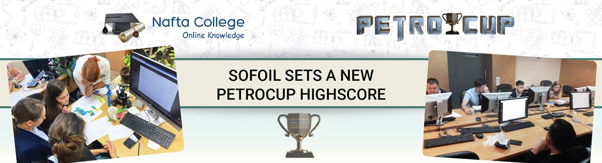 Sofoil managed to set a new high-score in PetroCup's hall of fame